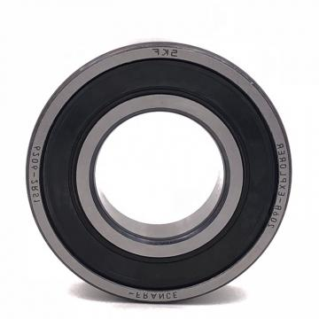 90 mm x 190 mm x 43 mm  FBJ NU318 cylindrical roller bearings