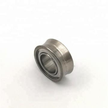3 mm x 6 mm x 2 mm  FBJ MF63 deep groove ball bearings