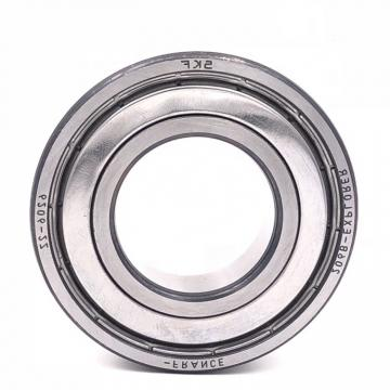 38,1 mm x 69,012 mm x 19,05 mm  FBJ 13687/13621 tapered roller bearings